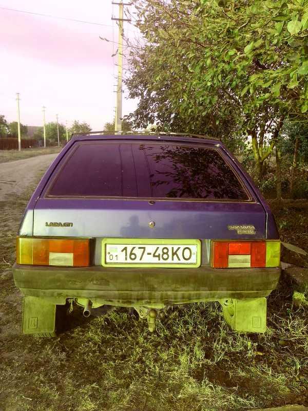 Лада 2109, 1987 год, 80 000 руб.