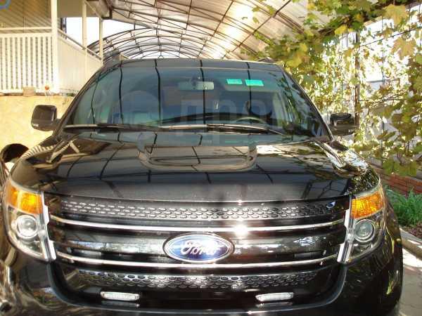 Ford Explorer, 2012 год, 2 000 000 руб.