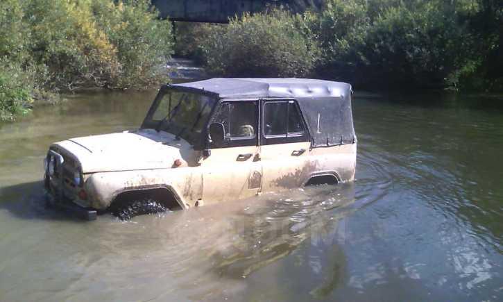 УАЗ 469, 1993 год, 270 000 руб.