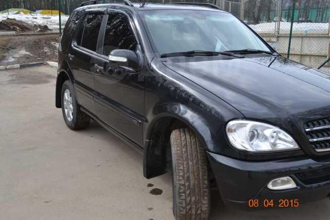 Mercedes-Benz M-Class, 2003 год, 460 000 руб.