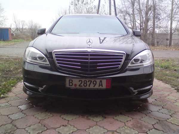 Mercedes-Benz S-Class, 2005 год, 1 050 000 руб.