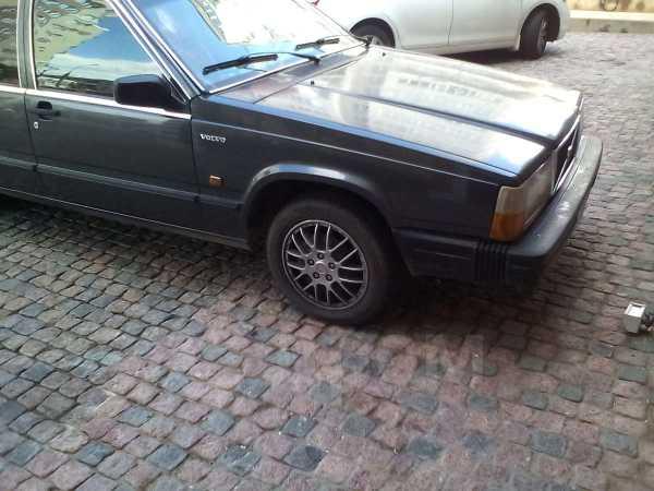 Volvo 740, 1989 год, 80 000 руб.