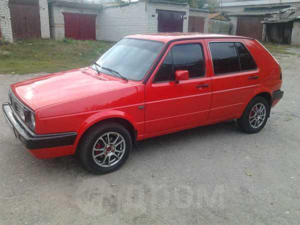 Volkswagen Golf, 1984 год, 85 000 руб.