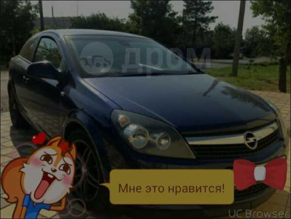 Opel Astra GTC, 2007 год, 300 000 руб.