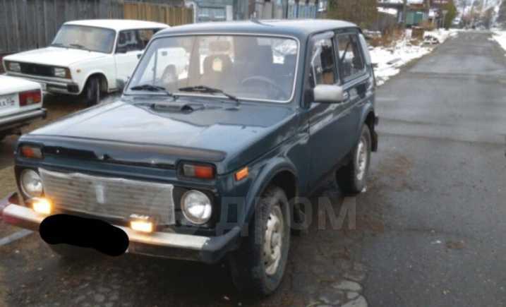 Лада 4x4 2121 Нива, 1998 год, 160 000 руб.