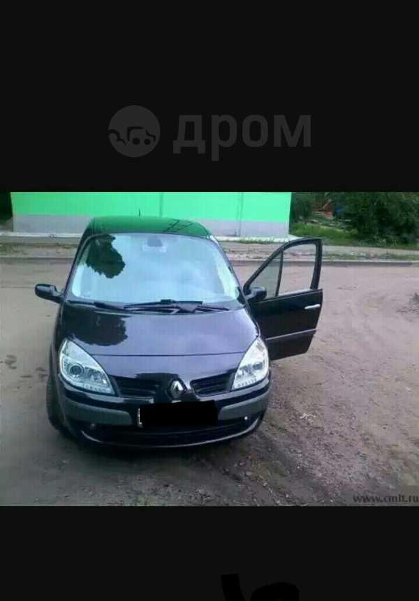 Renault Scenic, 2008 год, 355 000 руб.