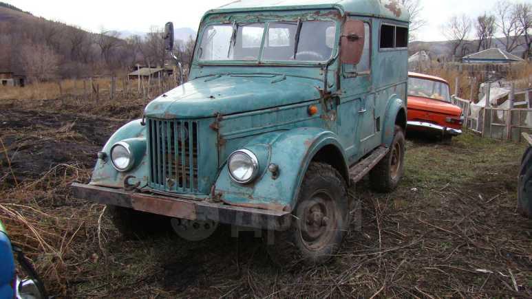 ГАЗ 69, 1973 год, 42 000 руб.