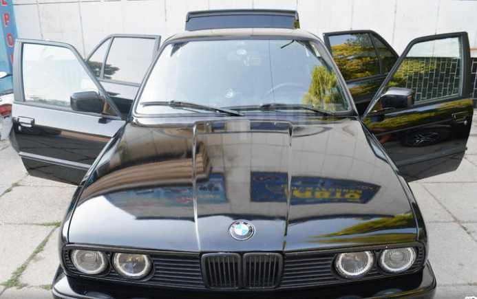 BMW 3-Series, 1987 год, 180 000 руб.