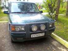 Land Rover Range Rover, 1998 г., Красноярск