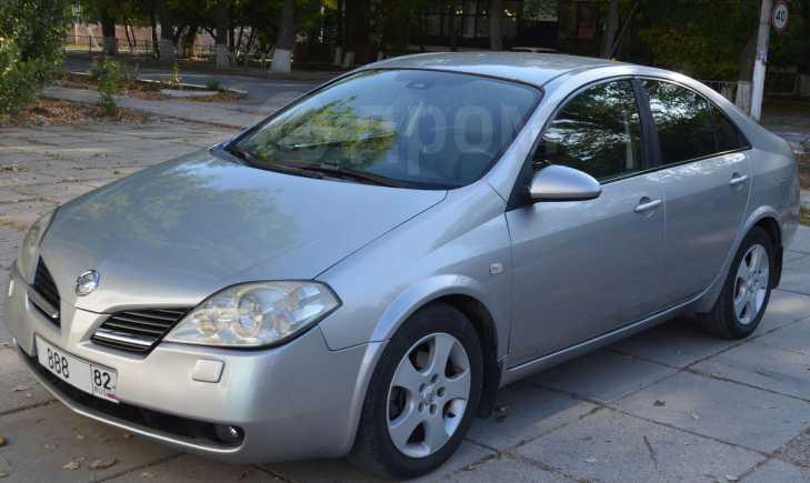 Nissan Primera, 2003 год, 270 000 руб.
