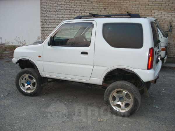 Suzuki Jimny, 2004 год, 300 000 руб.