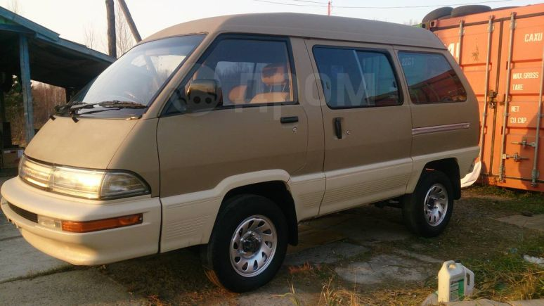 Toyota Town Ace, 1990 год, 240 000 руб.