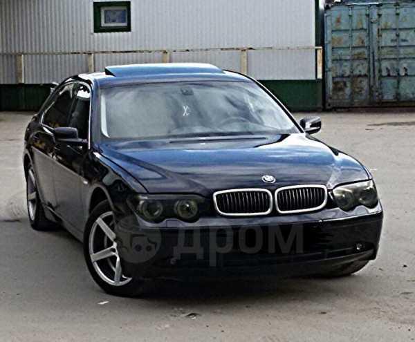 BMW 7-Series, 2003 год, 515 000 руб.