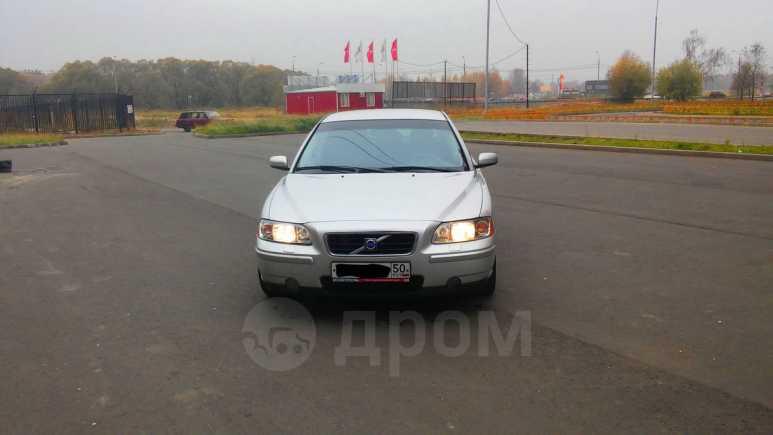 Volvo S60, 2004 год, 285 000 руб.