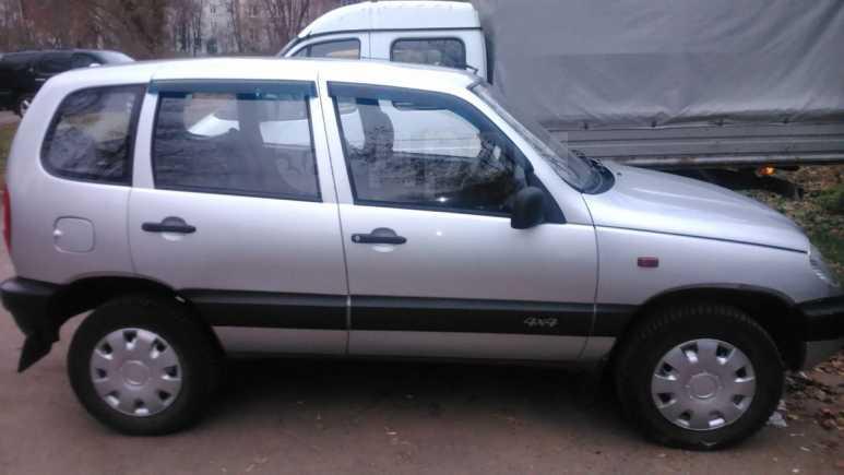 Chevrolet Niva, 2007 год, 205 000 руб.