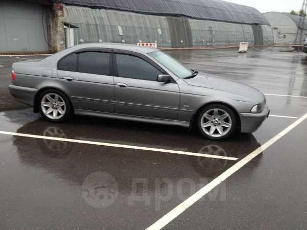 BMW 5-Series, 2002 год, 365 000 руб.