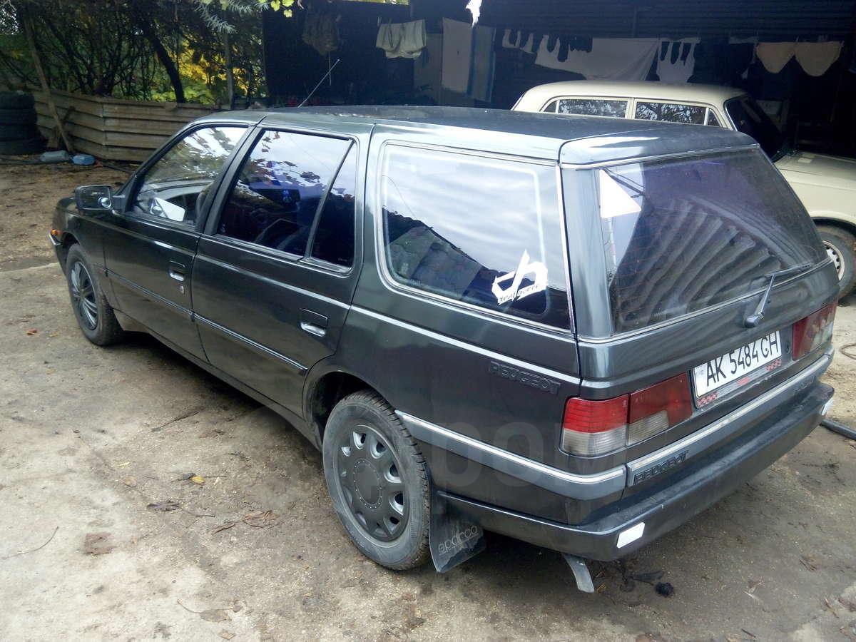 peugeot 405 дизель 1.9 универсал