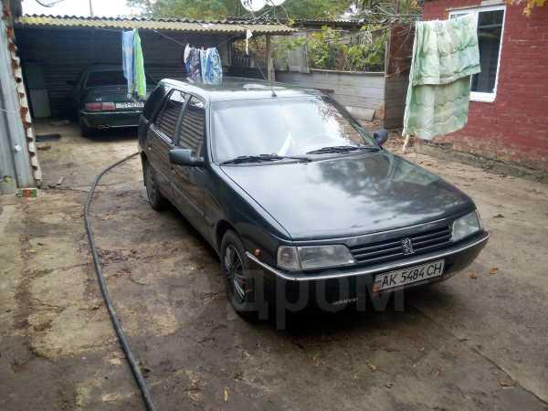 Peugeot 405, 1989 год, 50 000 руб.