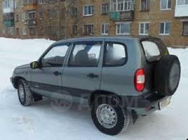 Chevrolet Niva, 2008 год, 265 000 руб.
