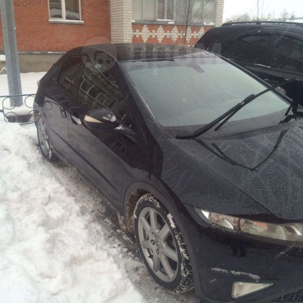 Honda Civic, 2007 год, 430 000 руб.