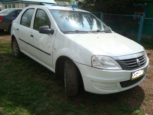 Renault Logan, 2011 год, 269 999 руб.