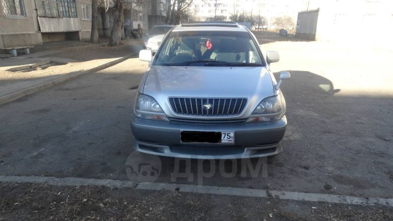 Toyota Harrier, 2001 год, 300 000 руб.