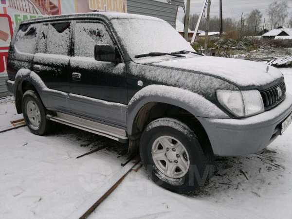 Toyota Land Cruiser Prado, 1999 год, 640 000 руб.