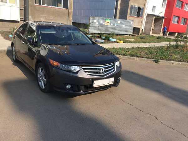 Honda Accord, 2008 год, 730 000 руб.