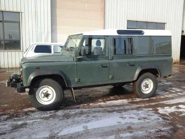 Land Rover Defender, 2014 год, 1 650 000 руб.
