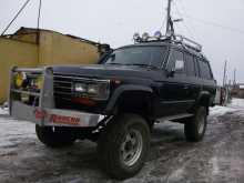 Магадан Land Cruiser 1988