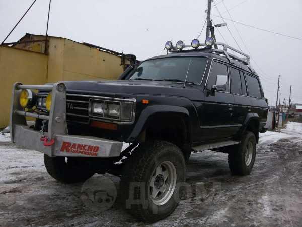 Toyota Land Cruiser, 1988 год, 650 000 руб.