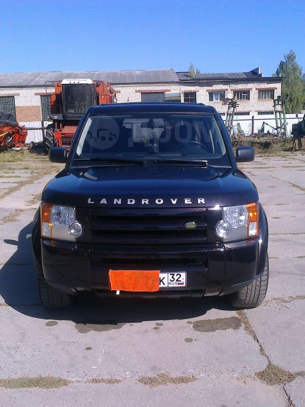 Land Rover Discovery, 2008 год, 980 000 руб.