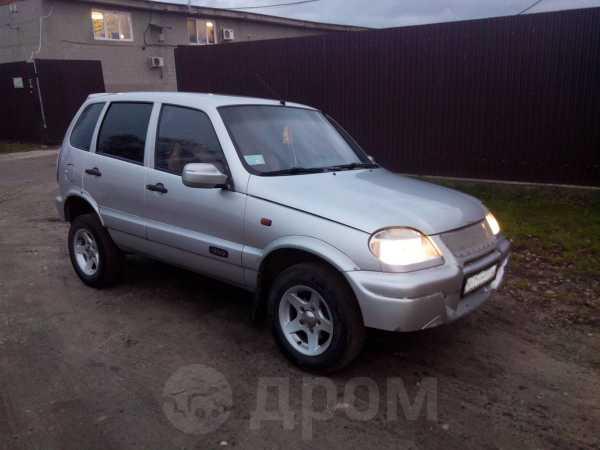 Chevrolet Niva, 2004 год, 129 000 руб.