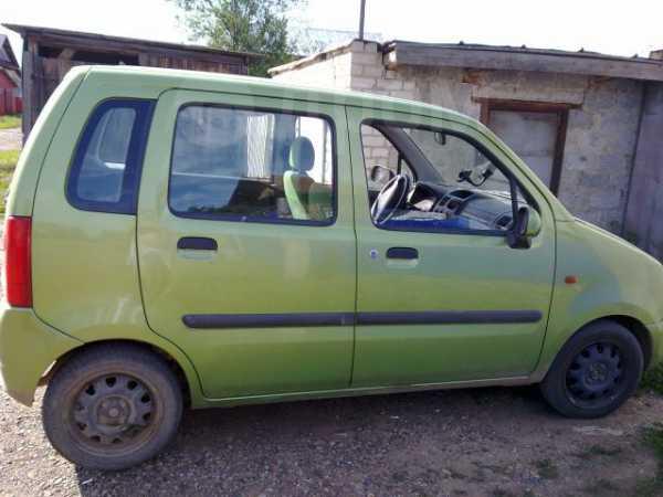 Opel Agila, 2001 год, 135 000 руб.