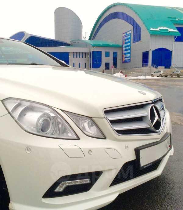 Mercedes-Benz E-Class, 2011 год, 1 500 000 руб.