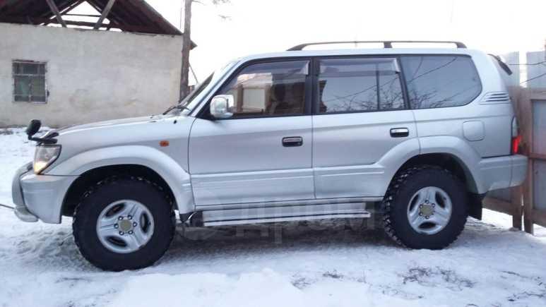 Toyota Land Cruiser Prado, 2002 год, 680 000 руб.