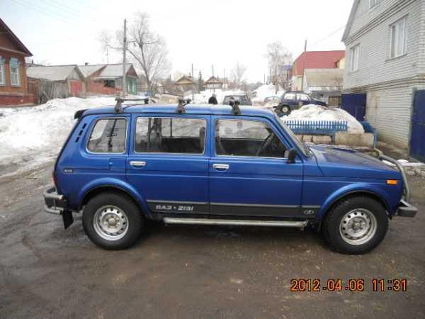 Лада 4x4 2131 Нива, 2007 год, 190 000 руб.