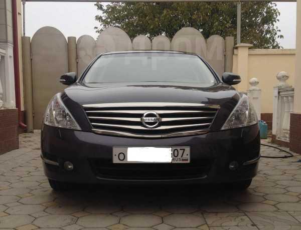 Nissan Teana, 2010 год, 780 000 руб.