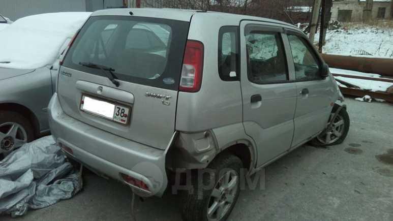 Suzuki Swift, 2002 год, 60 000 руб.
