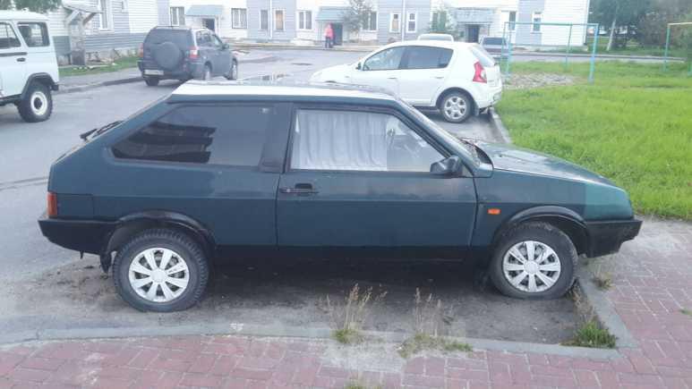 Лада 2108, 1998 год, 50 000 руб.