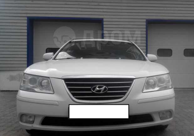 Hyundai Sonata, 2009 год, 530 000 руб.