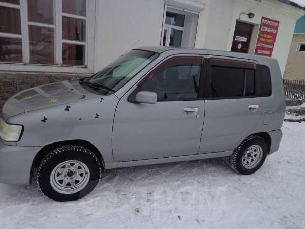 Nissan Cube, 1999 год, 125 000 руб.