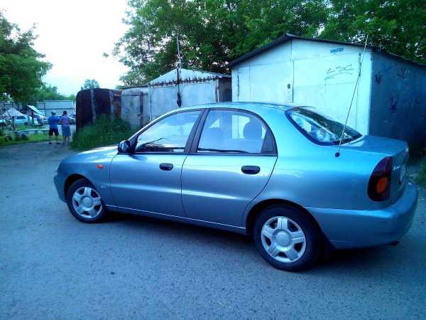 Chevrolet Lanos, 2007 год, 205 000 руб.