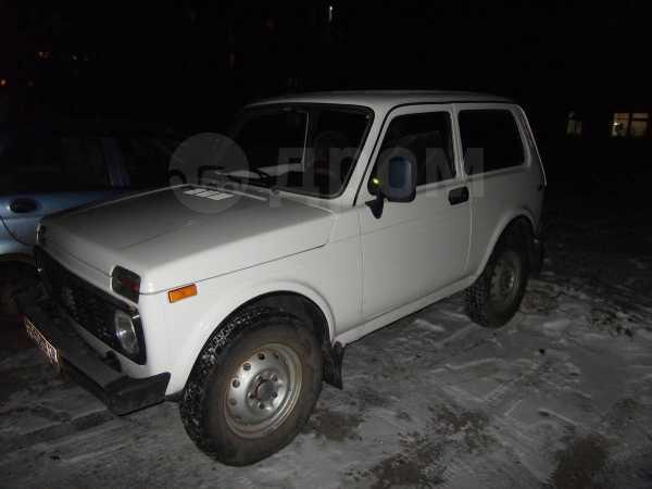 Лада 4x4 2121 Нива, 2003 год, 145 000 руб.