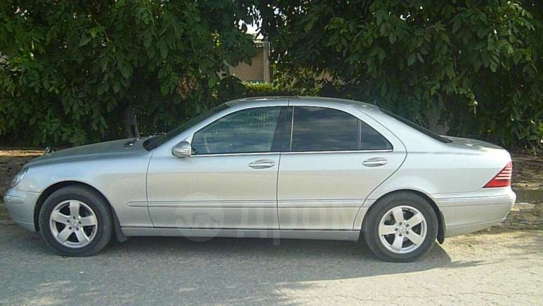 Mercedes-Benz S-Class, 2003 год, 688 888 руб.