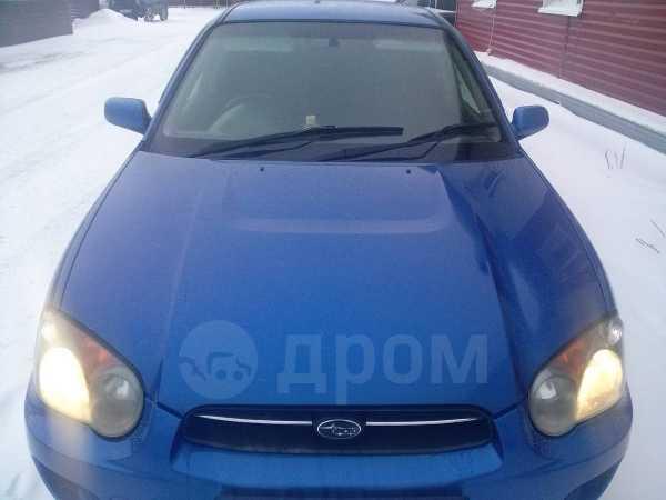 Subaru Impreza, 2003 год, 240 000 руб.