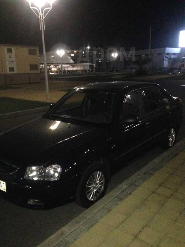 Hyundai Accent, 2011 год, 365 000 руб.