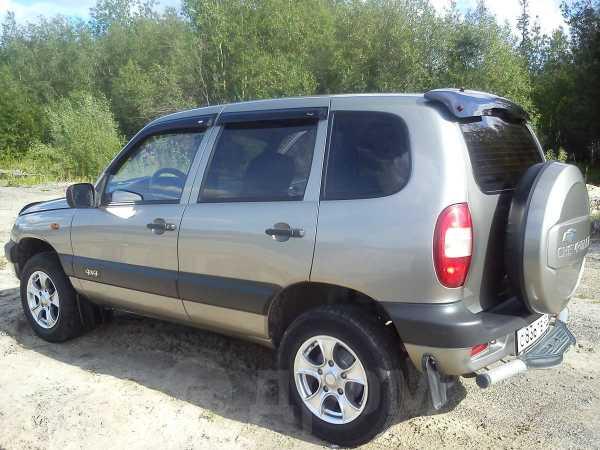 Chevrolet Niva, 2008 год, 200 000 руб.