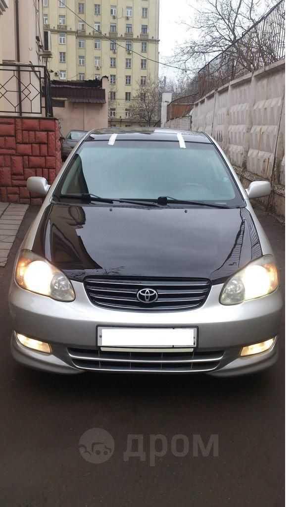 Toyota Corolla, 2004 год, 150 000 руб.