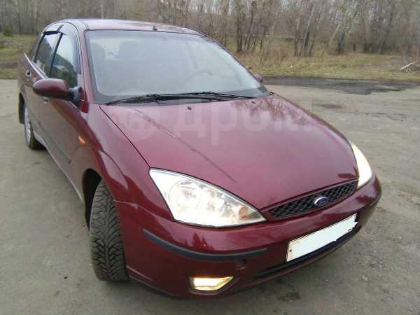 Ford Focus, 2001 год, 185 000 руб.
